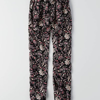 Don't Ask Why Soft Jogger Pant , Black Charcoal