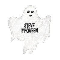 Ghost Of Steve McQueen Patch (Glow-in-the-Dark)