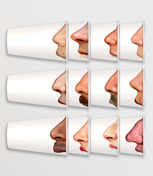 Pick Your Nose Party Cups