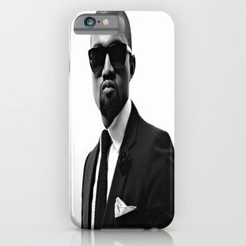 Mr. West iPhone & iPod Case by Neon Monsters