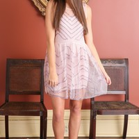 Dream On Dress-Blush