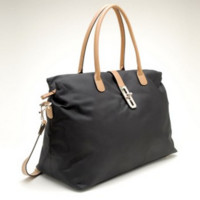 Perfect Weekender Bag - Black