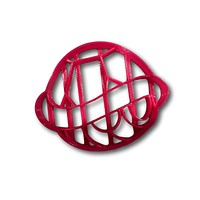 Turtle Shell Cookie Cutter