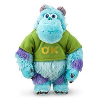Sulley Mini Bean Bag Plush - Monsters University - 8 1/2'' | Disney Store