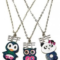 Bff Mood Critter Necklaces | Girls Jewelry Accessories | Shop Justice