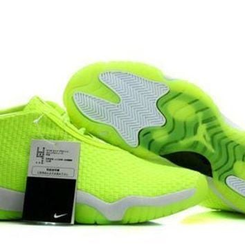 Cheap Air Jordan Future Premium Shoes Volt