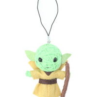 Star Wars Yoda String Doll Key Chain