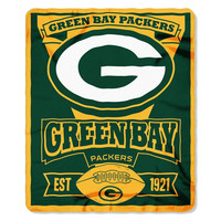 Green Bay Packers Marque Blanket