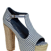 Cruise to Cape Cod Heel | Mod Retro Vintage Heels