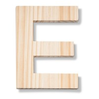 Hand Made Modern - Wood Letters Large