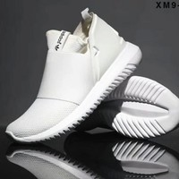 """""""Adidas"""" Tubular Defiant Pink Leisure Running Sports Shoes B-SSRS-CJZX"""