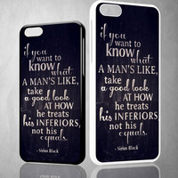Harry Potter Life Quotes About Sirius V0415 iPhone 4S 5S 5C 6 6Plus, iPod 4 5, LG G2 G3 Nexus 4 5, Sony Z2 Case