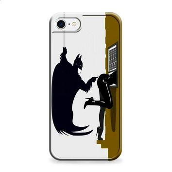 Naughty Batman And Catwoman iPhone 6 | iPhone 6S case