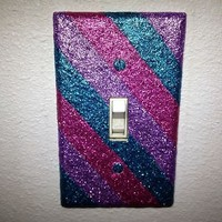 Sparkly Lightswitch Cover Plate