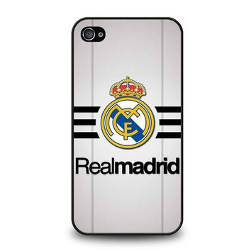 REAL MADRID FOOTBALL CLUB iPhone 4 / 4S Case Cover