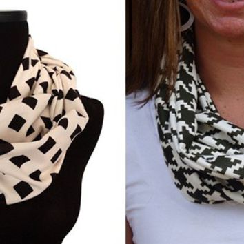 Modern Scarves-3 Designs-Perfect Valentines day & Gifts!