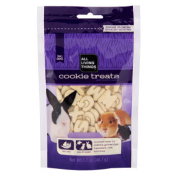 All Living Things™ Alphabet/Animal Crackers for Small Animals