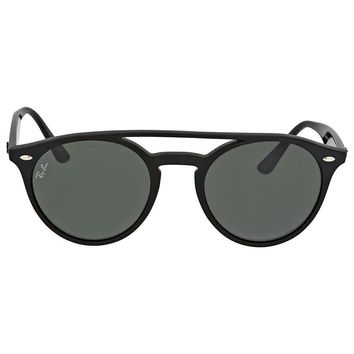 Ray Ban Green Classic Round Sunglasses RB4279 601/71 51