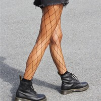 Large Fishnet Stockings