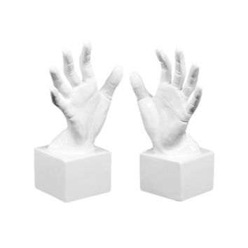 Reach Out Bookends - Set of 2