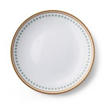 Premium Round Personalized Dinner Plates | Frontgate