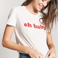Oh Baby Graphic Tee