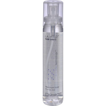 Giovanni L.a. Hold Hair Spritz - 5.1 Fl Oz