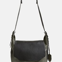 Women's rag & bone 'Bradbury' Flap Hobo