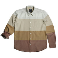 11 After 11 Four Tone Oxford Shirt