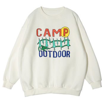 Sweater - Camp - Sweaters & Cardigans - Women - Modekungen
