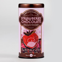 The Republic of Tea Strawberry Chocolate Tea, 36-Count - World Market