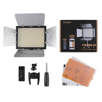 Yongnuo YN300 III YN-300 III 5500K CRI95 Camera Photo LED Video Light
