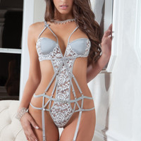 Bella Teddy Lingerie Set