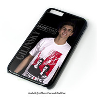 Jack Gilinsky Magcon Tour Design for iPhone and iPod Touch Case