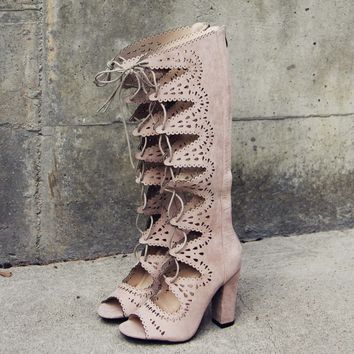 Le Amis Booties