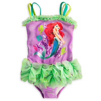 Disney Ariel Deluxe Swimsuit for Girls | Disney Store