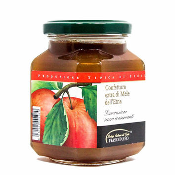 Sicilian Apple Jam by Fiasconaro 12.6 oz