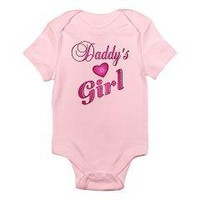 Daddy's Girl Infant Bodysuit> Daddy's Girl> Only Originals