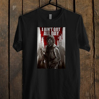 Norman Reedus Daryl Dixon The Walking Dead TV T Shirt Mens T Shirt and Womens T Shirt **