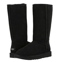 """x1love :""""UGG"""" Women Fashion Wool Snow Boots simple high boots"""