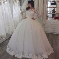 Princess Ball Wedding Dress