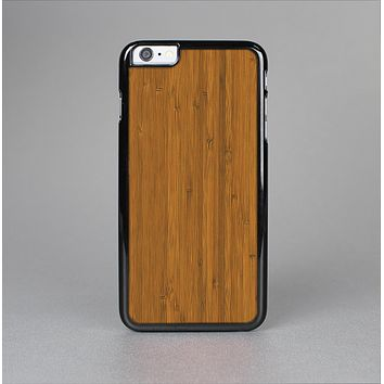 The Real Bamboo Wood Skin-Sert Case for the Apple iPhone 6