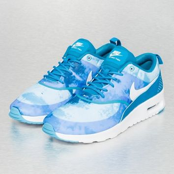Nike Air Max Thea Sneakers Print/Light Blue von Def-Shop.com