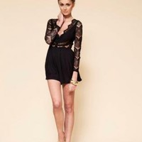 Keepsake Paradise Stars Playsuit
