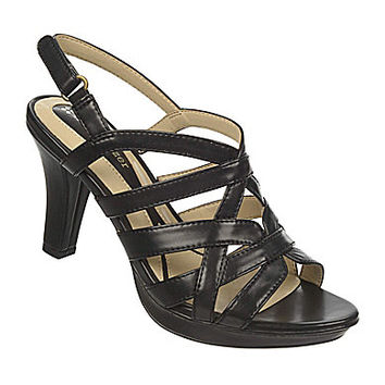 Naturalizer Delma Dress Sandals - Black