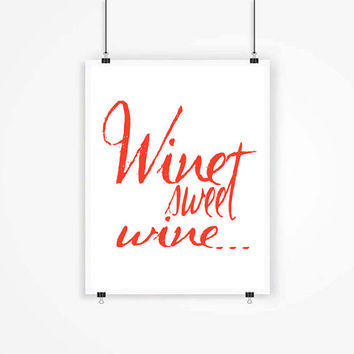 Wine Pictures Wine Inspirational quotes quote prints quote posters happy art typography poster happiness positive quotes Happiness Art Print