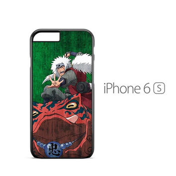 Naruto Jiraiya iPhone 6s Case