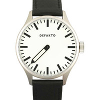 Defacto Eins White Automatic Watch 4.EIN-M201