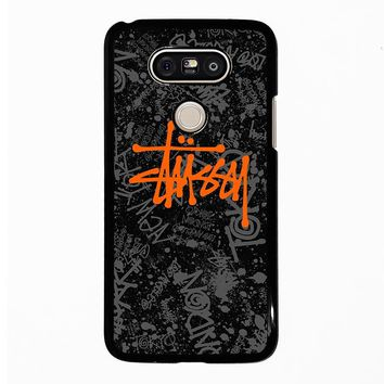 STUSSY HAWAII POW LG G5 Case Cover