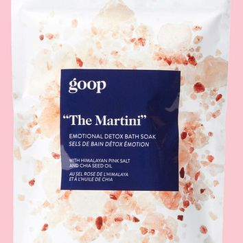 GOOP The Martini Emotional Detox Bath Soak | Nordstrom